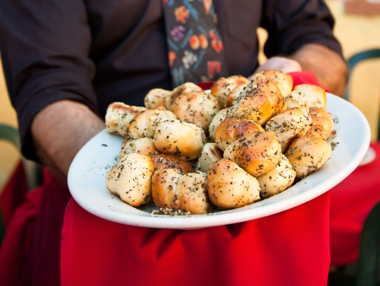 Garlic Knot Picture